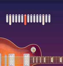 ES6制作布鲁斯吉他音乐播放器代码