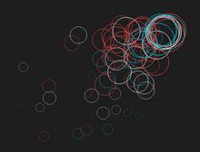 html5 canvas圈圈圆圆圈圈光标动画特效